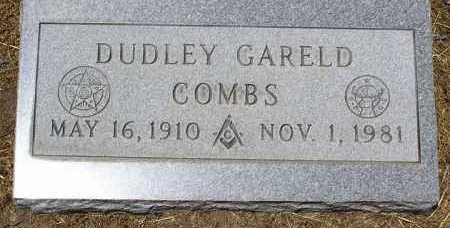 COMBS, DUDLEY GARELD - Yavapai County, Arizona | DUDLEY GARELD COMBS - Arizona Gravestone Photos
