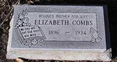 SMITH COMBS, ELIZABETH - Yavapai County, Arizona | ELIZABETH SMITH COMBS - Arizona Gravestone Photos