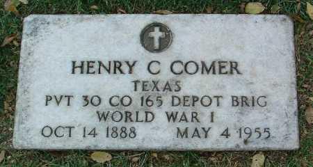 COMER, HENRY CAMPBELL - Yavapai County, Arizona | HENRY CAMPBELL COMER - Arizona Gravestone Photos