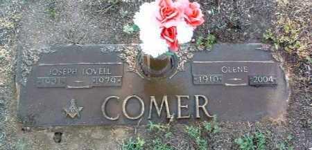 COMER, OLENE - Yavapai County, Arizona | OLENE COMER - Arizona Gravestone Photos
