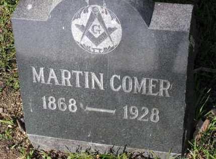 COMER, MARTIN - Yavapai County, Arizona | MARTIN COMER - Arizona Gravestone Photos