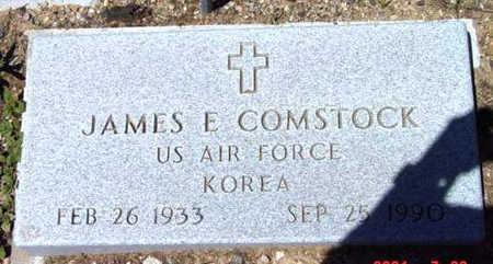 COMSTOCK, JAMES EMERSON - Yavapai County, Arizona | JAMES EMERSON COMSTOCK - Arizona Gravestone Photos