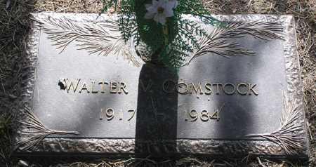 COMSTOCK, WALTER V. - Yavapai County, Arizona   WALTER V. COMSTOCK - Arizona Gravestone Photos