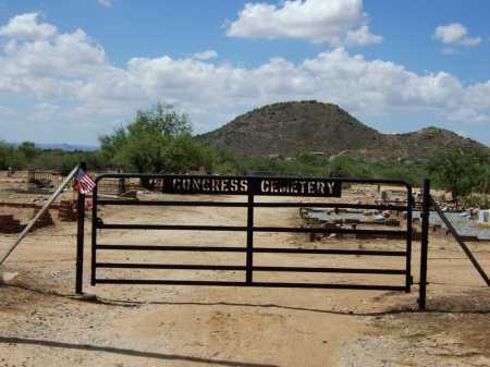 , CONGRESS - Yavapai County, Arizona | CONGRESS  - Arizona Gravestone Photos
