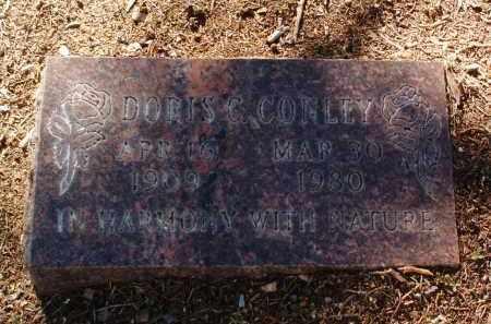 CONLEY, DORIS CAROLINE - Yavapai County, Arizona | DORIS CAROLINE CONLEY - Arizona Gravestone Photos
