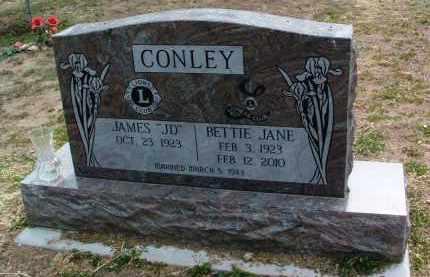 CONLEY, JAMES DWAIN (JD) - Yavapai County, Arizona | JAMES DWAIN (JD) CONLEY - Arizona Gravestone Photos