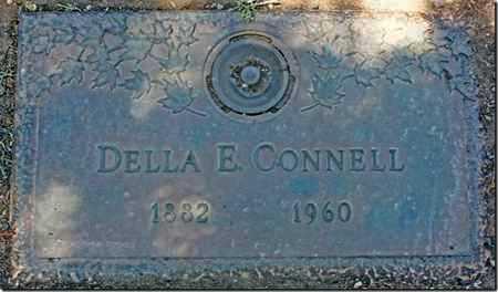 BONELL CONNELL, DELLA E. - Yavapai County, Arizona | DELLA E. BONELL CONNELL - Arizona Gravestone Photos