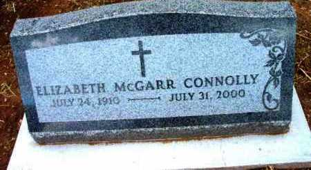 MCGARR CONNOLLY, ELIZABETH - Yavapai County, Arizona | ELIZABETH MCGARR CONNOLLY - Arizona Gravestone Photos