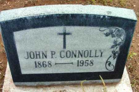 CONNOLLY, JOHN PATRICK - Yavapai County, Arizona | JOHN PATRICK CONNOLLY - Arizona Gravestone Photos