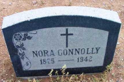 CONNOLLY, NORA - Yavapai County, Arizona | NORA CONNOLLY - Arizona Gravestone Photos