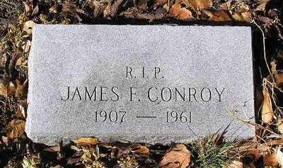 CONROY, JAMES F. - Yavapai County, Arizona | JAMES F. CONROY - Arizona Gravestone Photos