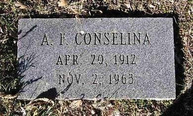 CONSELINA, ALFONZO FRED - Yavapai County, Arizona | ALFONZO FRED CONSELINA - Arizona Gravestone Photos