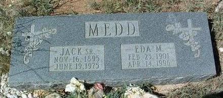 CONTARD MEDD, EDA / IDA MARIE - Yavapai County, Arizona | EDA / IDA MARIE CONTARD MEDD - Arizona Gravestone Photos