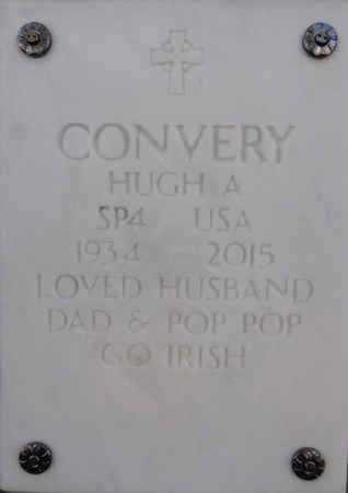 CONVERY, HUGH A. - Yavapai County, Arizona | HUGH A. CONVERY - Arizona Gravestone Photos