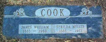 COOK, JAMES WILLIAM - Yavapai County, Arizona | JAMES WILLIAM COOK - Arizona Gravestone Photos