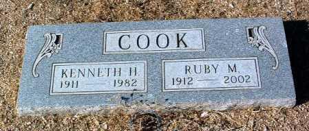 COOK, RUBY M. - Yavapai County, Arizona | RUBY M. COOK - Arizona Gravestone Photos