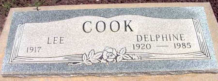 COOK, LEE - Yavapai County, Arizona | LEE COOK - Arizona Gravestone Photos