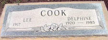 COOK, DELPHINE - Yavapai County, Arizona | DELPHINE COOK - Arizona Gravestone Photos