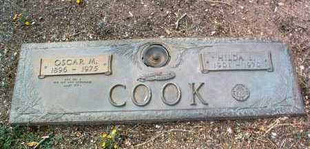 COOK, OSCAR MARTIN - Yavapai County, Arizona | OSCAR MARTIN COOK - Arizona Gravestone Photos