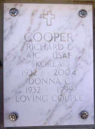 KRUSE COOPER, DONNA - Yavapai County, Arizona   DONNA KRUSE COOPER - Arizona Gravestone Photos