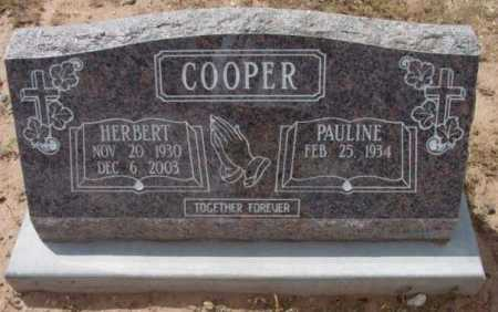 RODGERS COOPER, PAULINE - Yavapai County, Arizona | PAULINE RODGERS COOPER - Arizona Gravestone Photos