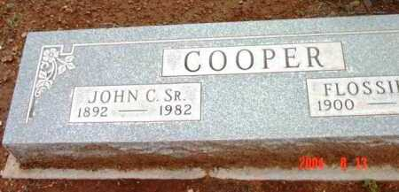 COOPER, JOHN CRAWFORD - Yavapai County, Arizona | JOHN CRAWFORD COOPER - Arizona Gravestone Photos
