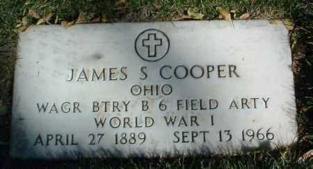 COOPER, JAMES S. - Yavapai County, Arizona | JAMES S. COOPER - Arizona Gravestone Photos