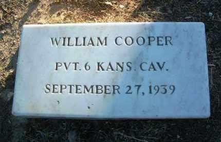 COOPER, WILLIAM URIAH - Yavapai County, Arizona | WILLIAM URIAH COOPER - Arizona Gravestone Photos