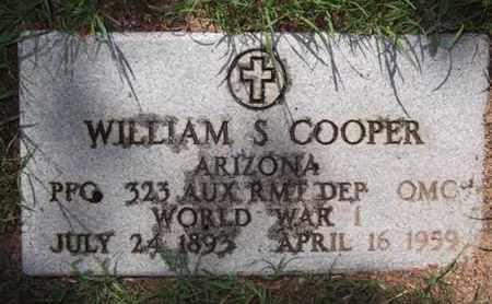 COOPER, WILLIAM STEPHEN - Yavapai County, Arizona | WILLIAM STEPHEN COOPER - Arizona Gravestone Photos