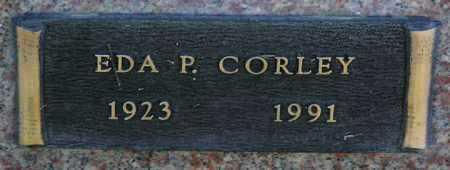 CORLEY, EDA PAULINE - Yavapai County, Arizona | EDA PAULINE CORLEY - Arizona Gravestone Photos