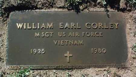 CORLEY, WILLIAM EARL - Yavapai County, Arizona | WILLIAM EARL CORLEY - Arizona Gravestone Photos