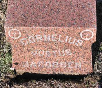 CORNELIUS, JUSTIS JACOBSON - Yavapai County, Arizona | JUSTIS JACOBSON CORNELIUS - Arizona Gravestone Photos