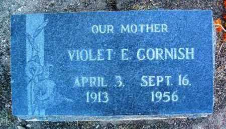 BURLESON CORNISH, ELVA - Yavapai County, Arizona | ELVA BURLESON CORNISH - Arizona Gravestone Photos