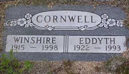 WELCH CORNWELL, EDITH - Yavapai County, Arizona | EDITH WELCH CORNWELL - Arizona Gravestone Photos