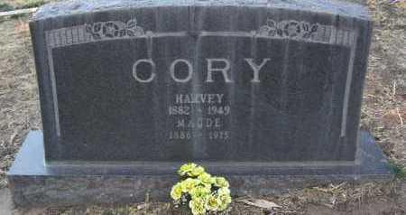 CORY, HARVEY - Yavapai County, Arizona | HARVEY CORY - Arizona Gravestone Photos