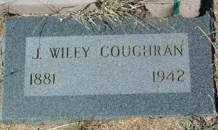 COUGHRAN, JAMES WILEY - Yavapai County, Arizona | JAMES WILEY COUGHRAN - Arizona Gravestone Photos