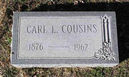 COUSINS, CARL LEROY - Yavapai County, Arizona | CARL LEROY COUSINS - Arizona Gravestone Photos