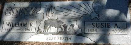 JOHNSON COVEY, S. - Yavapai County, Arizona   S. JOHNSON COVEY - Arizona Gravestone Photos