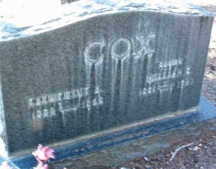 COX, CATHERINE ADELINE - Yavapai County, Arizona | CATHERINE ADELINE COX - Arizona Gravestone Photos