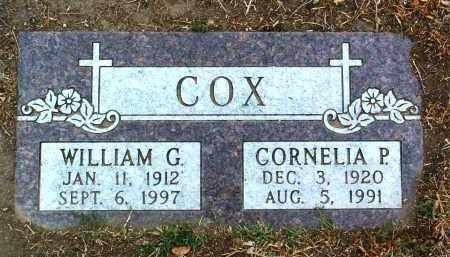 COX, WILLIAM GUY - Yavapai County, Arizona | WILLIAM GUY COX - Arizona Gravestone Photos