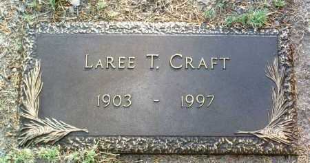 THIGPEN CRAFT, LAREE T. - Yavapai County, Arizona | LAREE T. THIGPEN CRAFT - Arizona Gravestone Photos