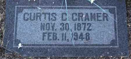CRAMER, CURTIS COLEMAN - Yavapai County, Arizona | CURTIS COLEMAN CRAMER - Arizona Gravestone Photos