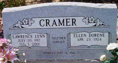 CRAMER, LAWRENCE LYNN - Yavapai County, Arizona   LAWRENCE LYNN CRAMER - Arizona Gravestone Photos