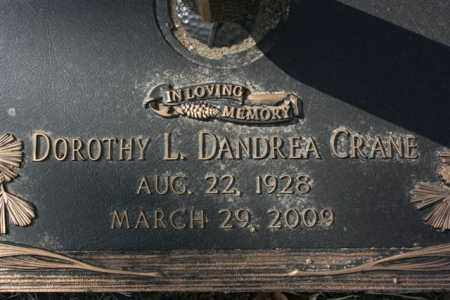 CRANE, DOROTHY LOUISE - Yavapai County, Arizona | DOROTHY LOUISE CRANE - Arizona Gravestone Photos