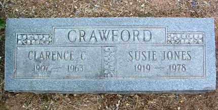 CRAWFORD, CLARENCE CLEO - Yavapai County, Arizona | CLARENCE CLEO CRAWFORD - Arizona Gravestone Photos