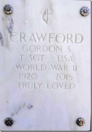 CRAWFORD, GORDON S. - Yavapai County, Arizona | GORDON S. CRAWFORD - Arizona Gravestone Photos