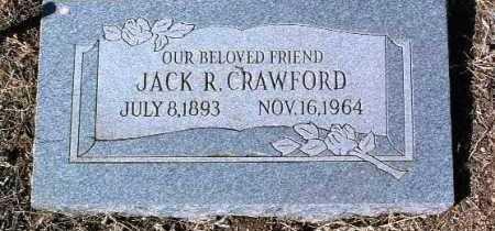 CRAWFORD, JACK R. - Yavapai County, Arizona | JACK R. CRAWFORD - Arizona Gravestone Photos