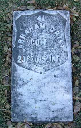 CRIST, ABRAHAM - Yavapai County, Arizona | ABRAHAM CRIST - Arizona Gravestone Photos