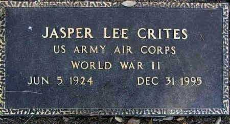 CRITES, JASPER LEE - Yavapai County, Arizona | JASPER LEE CRITES - Arizona Gravestone Photos