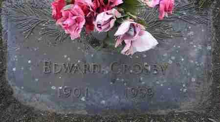 CROSBY, WILLIAM EDWARD - Yavapai County, Arizona | WILLIAM EDWARD CROSBY - Arizona Gravestone Photos